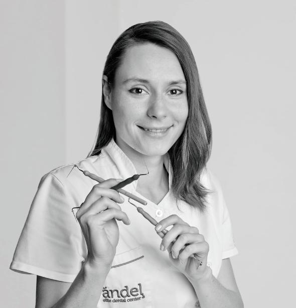 MDDr. Ivona Krajcovičová - špecialista v endodoncii-zubny lekar zubna ambulancia dental center-pokazeny zub-zubny kaz-oprava zubu-zachrana zubov